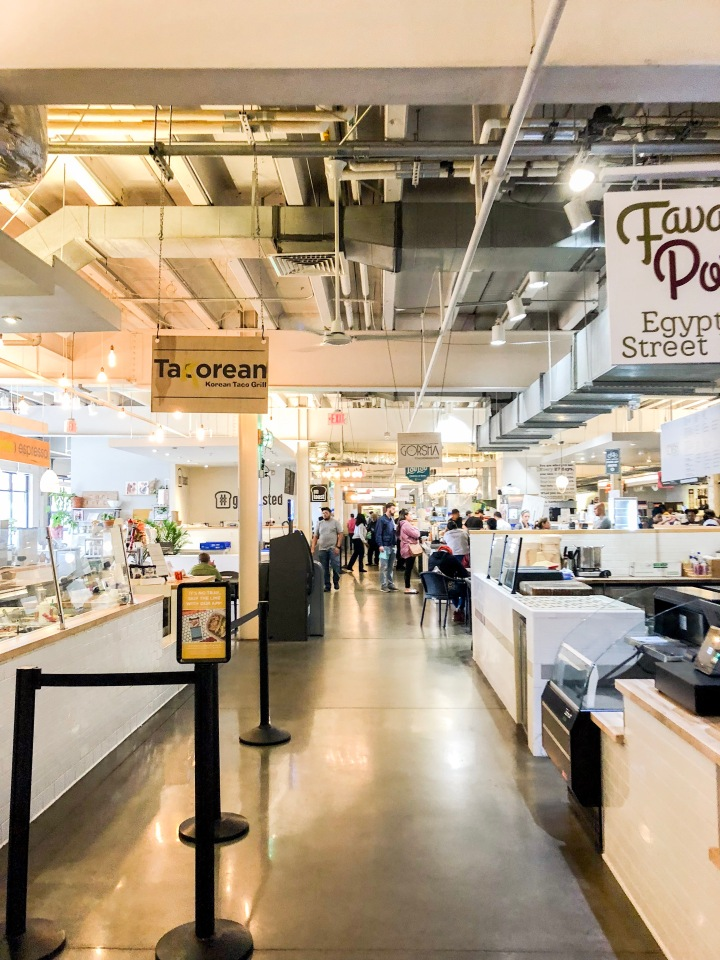 A Quick Escape to Union Market
